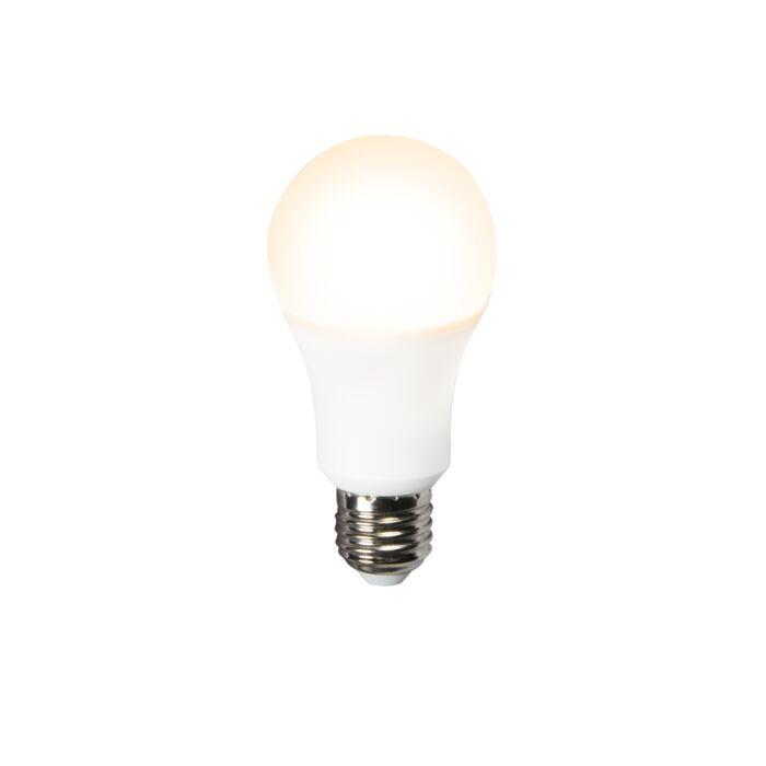 LED-Leuchtmittel-A60-12W-E27-3in1