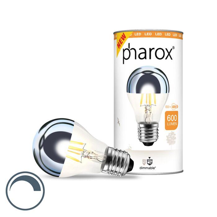 E27-dimmbarer-LED-Lampenkopfspiegel-Pharox-6W-600-Lumen