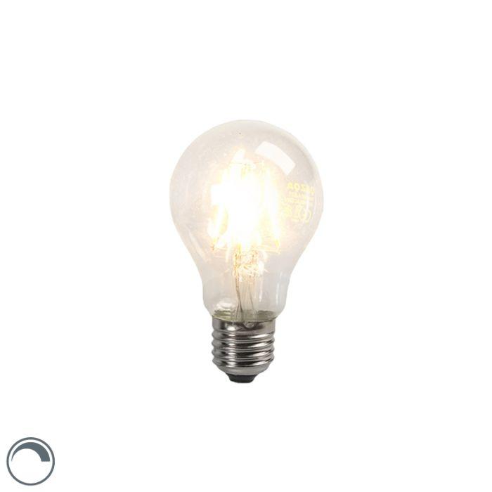 D27-dimmbare-LED-Glühlampe-4W-390LM-2700K