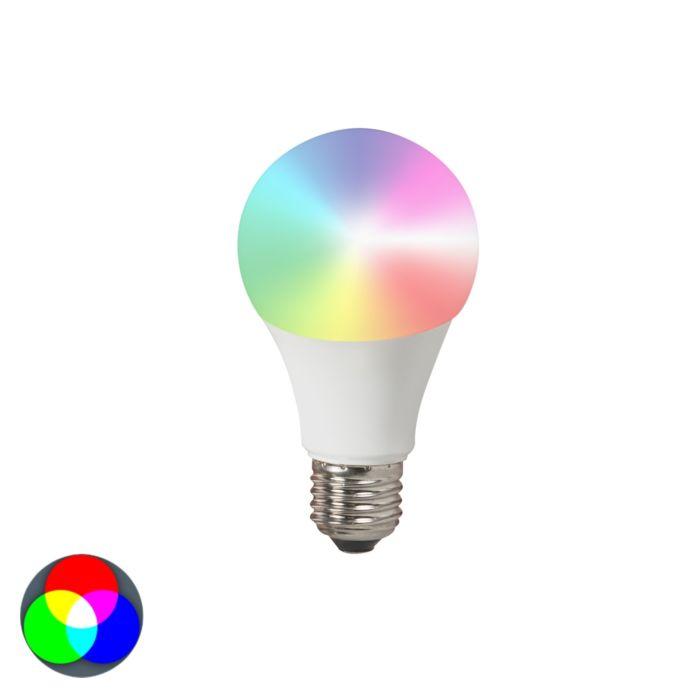LED-Leuchtmittel-E27-240V-7W-/-500lm-A60-Smart-Light