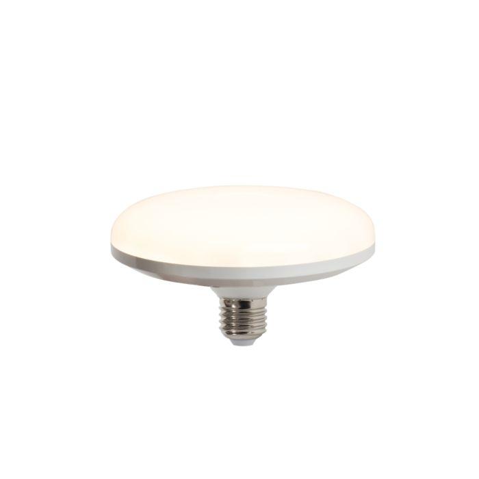 LED-Leuchtmittel-UFO-E27-18W-warmweiß