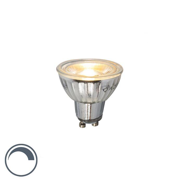 GU10-LED-Leuchtmittel-230V-5W-380LM-2700K-dimmbar