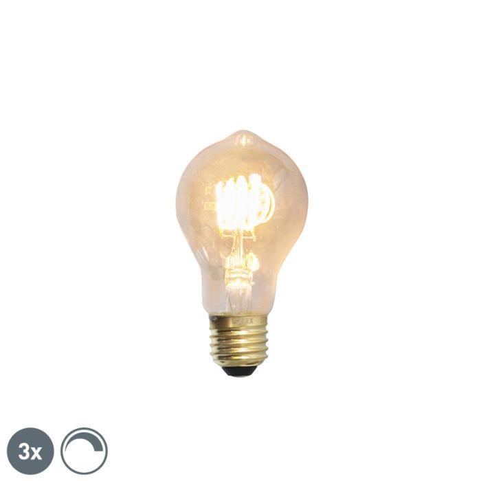 3er-Set-E27-dimmbare-LED-Lampen-4W-200lm-2100-K