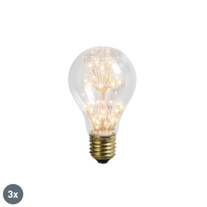 3er-Set-LED-Leuchtmittel-E27-1.4W-/-136LM