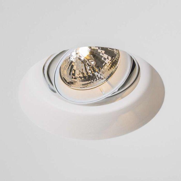 Einbaustrahler-Gipsy-Zero-rund-I-G53-AR111
