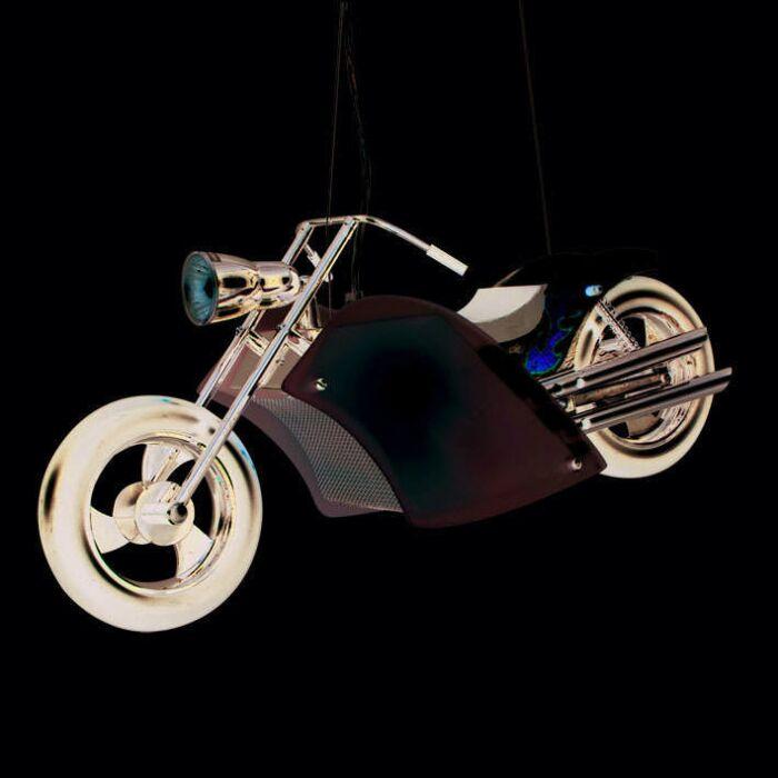 Pendelleuchte-Kids-Motor