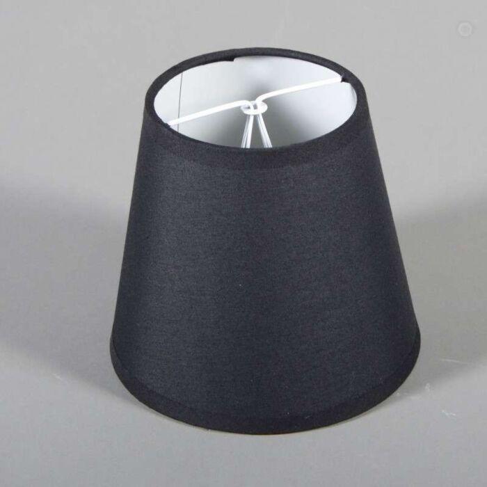 Klemmschirm-ø15cm-schwarz
