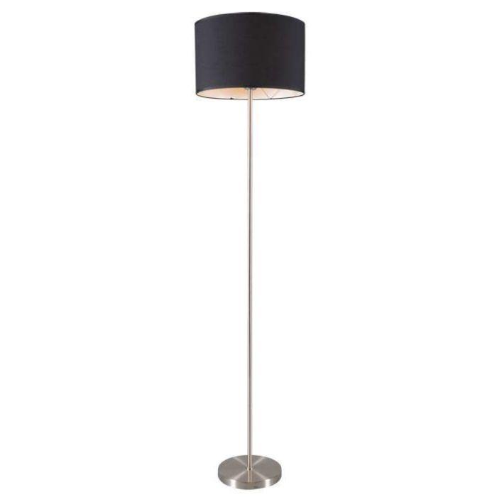 Stehleuchte-Lugar-Stahl-mit-schwarzem-Schirm