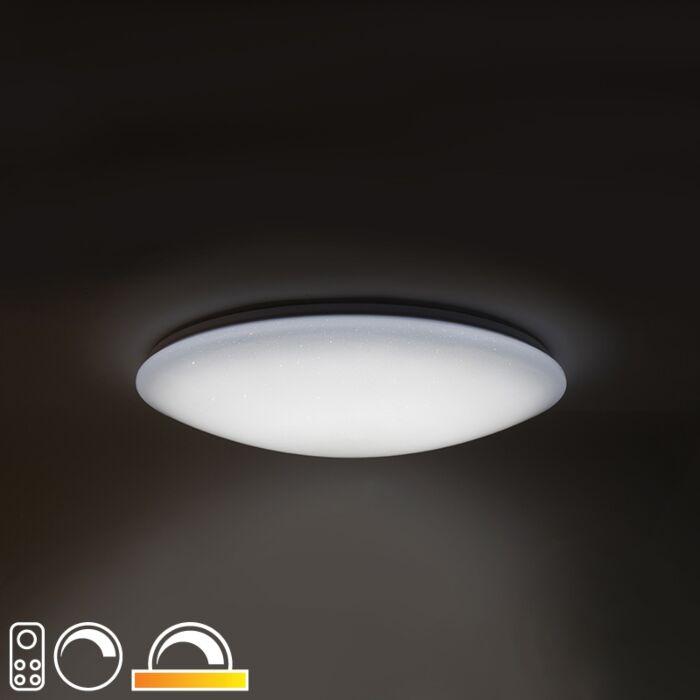 LED-Deckenleuchte-60cm-Sterneffekt-mit-Fernbedienung---Extrema