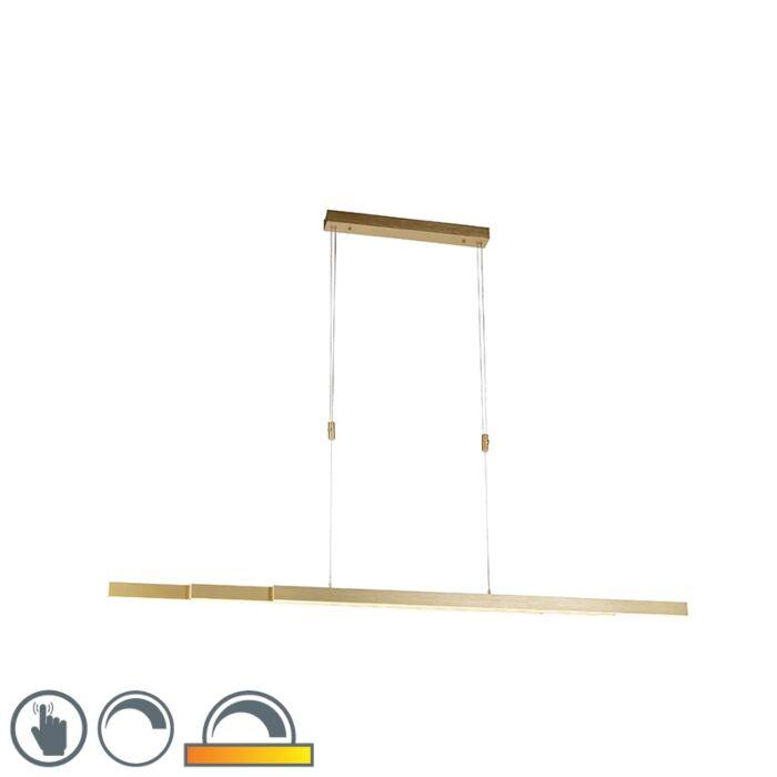 Verstellbare-Messing-Hängelampe-dimm-to-warm-inkl.-LED---Juliet